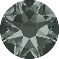 Black diamond Swarovski® Flatback Crystals
